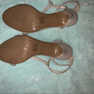 Calvin Klein Shoes or sandal beige tan size 8.5